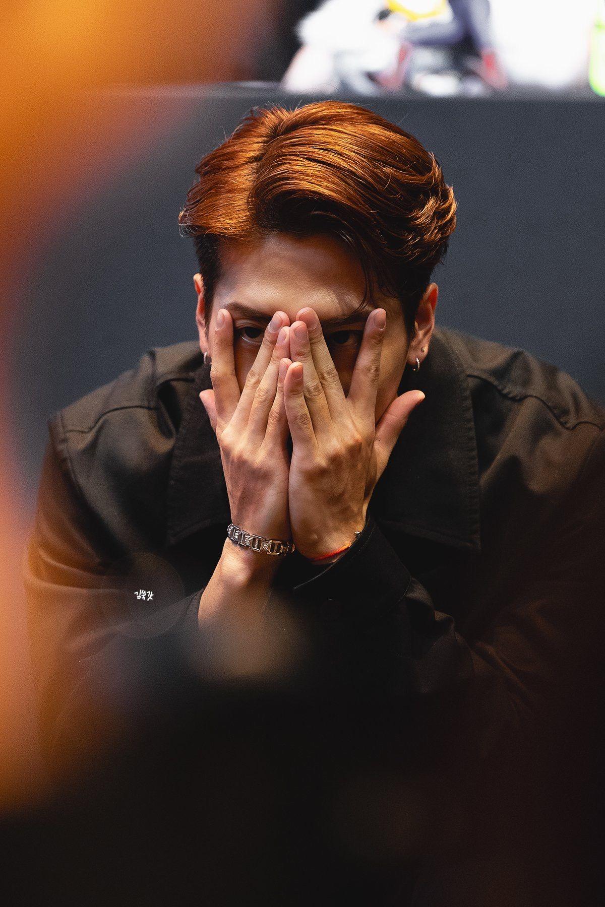 Pin by Taejacwon on Jackson wang   Got7 jackson, Mark