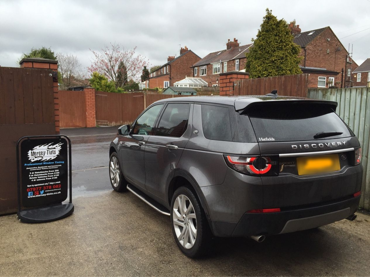 Everypost Land rover discovery sport, Land rover