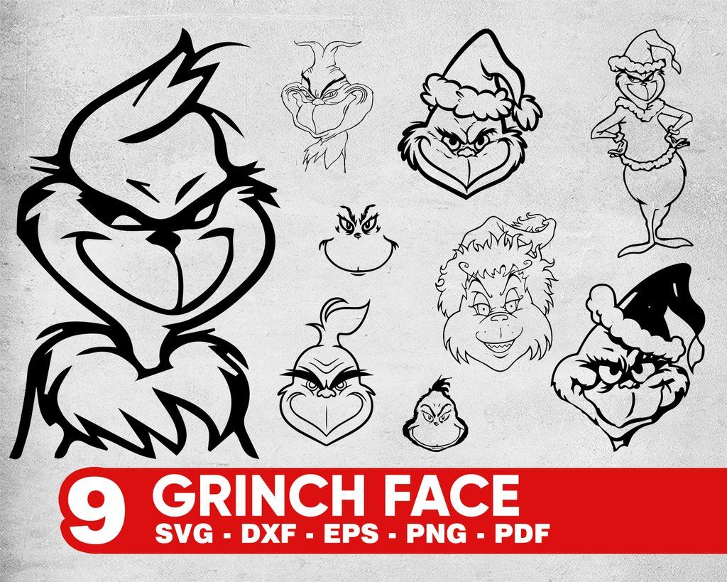 Grinch Face Svg Grinch Face Svg Grinch Svg The Grinch Svg Grinch Cricut Christmas Grinch Svg Png Eps Dxf Pdf Grinch Clipart Grinch Starbucks Svg Grinch Face Svg Grinch Cricut Grinch