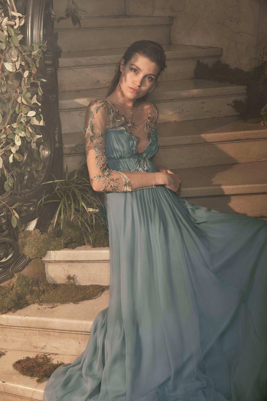 Alberta ferretti limited edition spring couture fashion show in