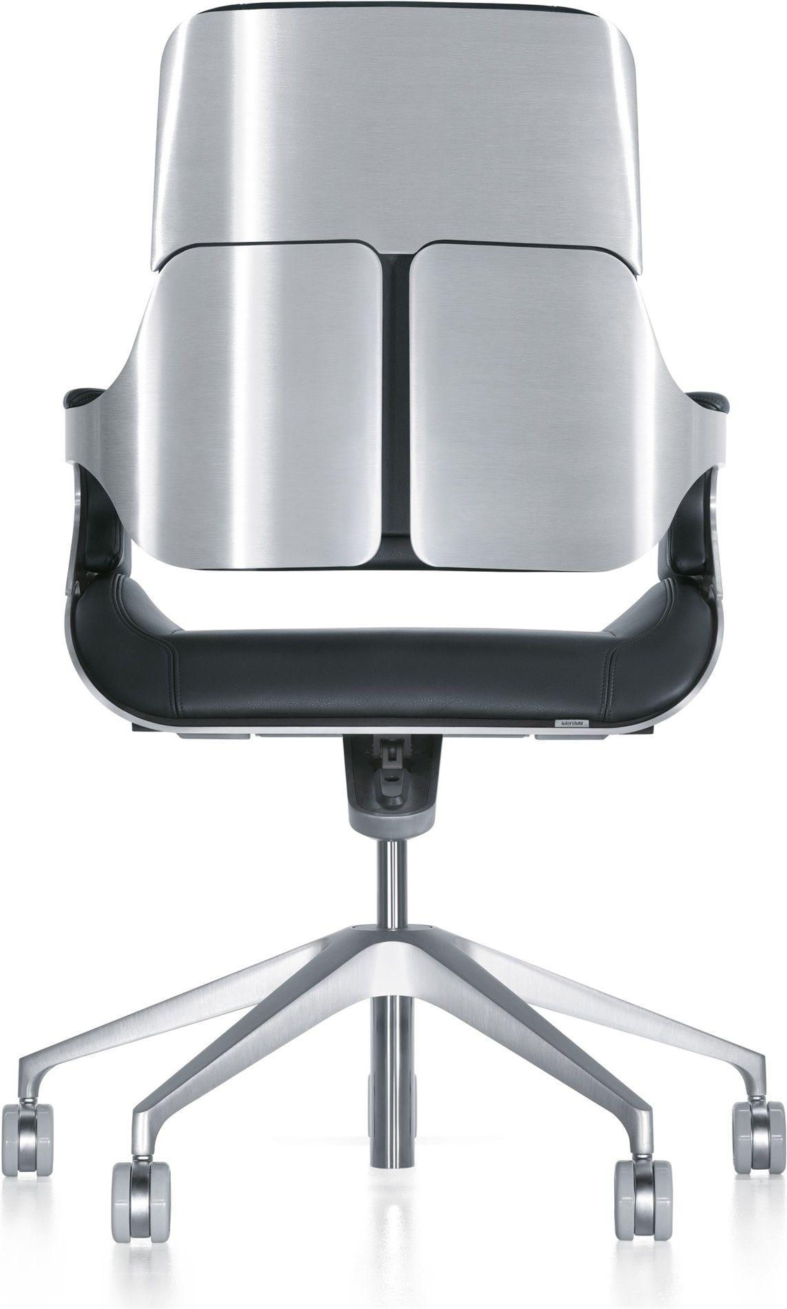 interstuhl silver b rostuhl mittel mit synchronmechanik 262s b rost hle drehstuhl und. Black Bedroom Furniture Sets. Home Design Ideas