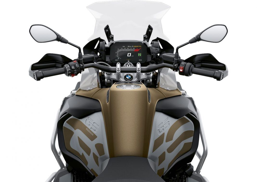 2019 Bmw R 1250 Gs Adventure Cockpit Moto
