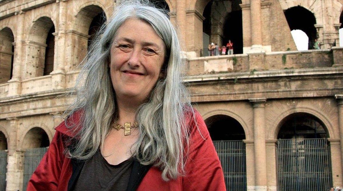 Entrevista con la historiadora Mary Beard, premio Princesa de Asturias de Ciencias Sociales. Acaba de publicar en España 'SPQR'
