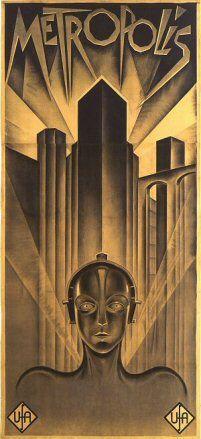 METRÓPOLIS  Metropolis (Fritz Lang ,1927)  Precio: 690.000 dólares  Vendido: Noviembre 2005 en Reel Gallery  Tamaño: 91x210 cm