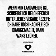 Hackfleisch.