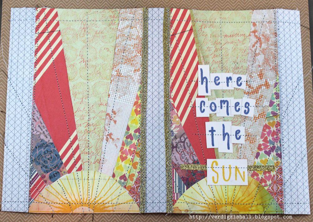 verdigris hall*: Paper Wings Productions' June Design Team Blog Hop