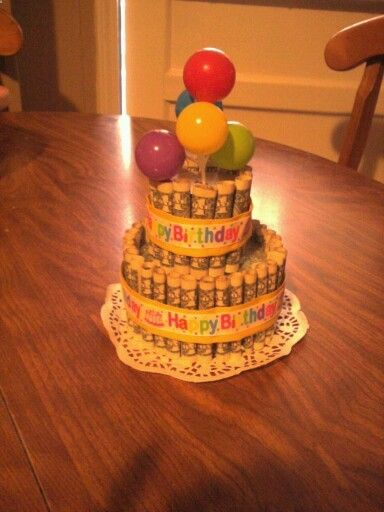 Happy Birthday Money Cake IDEAS FOR HIM Pinterest Money cake