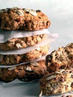 Yulafli Diyet Kurabiye Tarifi Diyet Yemekleri Yemekleri Yemek