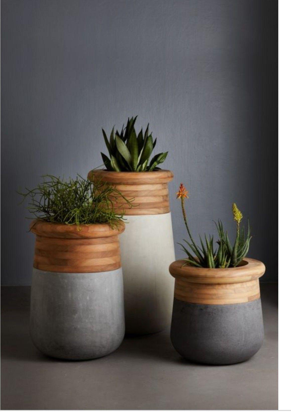 Beautiful indoor planters | Planters, Indoor planters, Plants