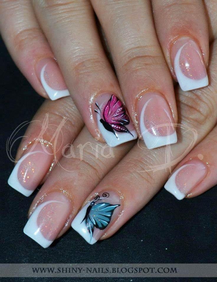 Nail Art Ideas... | nail | Pinterest | Diseños de uñas, Arte de uñas ...