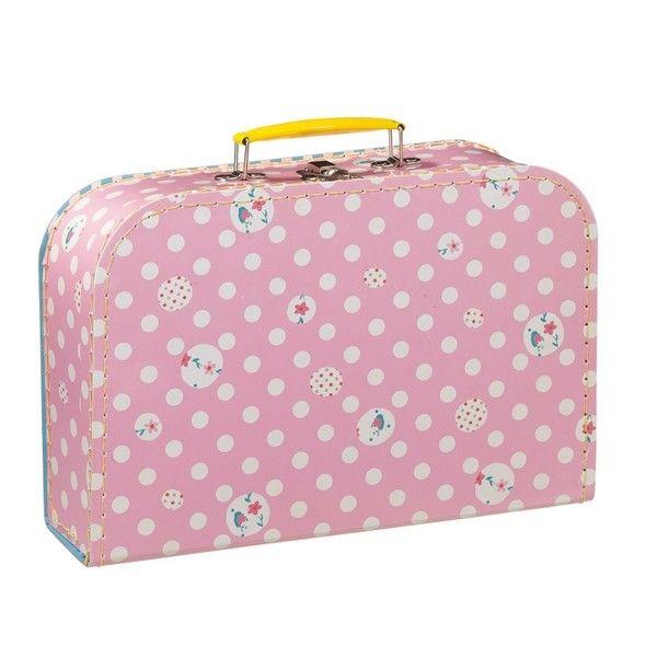 Ειδη ταξιδιου :: Βαλίτσες & Γκαρταρόμπες :: Παιδικές Βαλίτσες :: Βαλιτσακια Σετ Atomic Soda Laler12 Lale