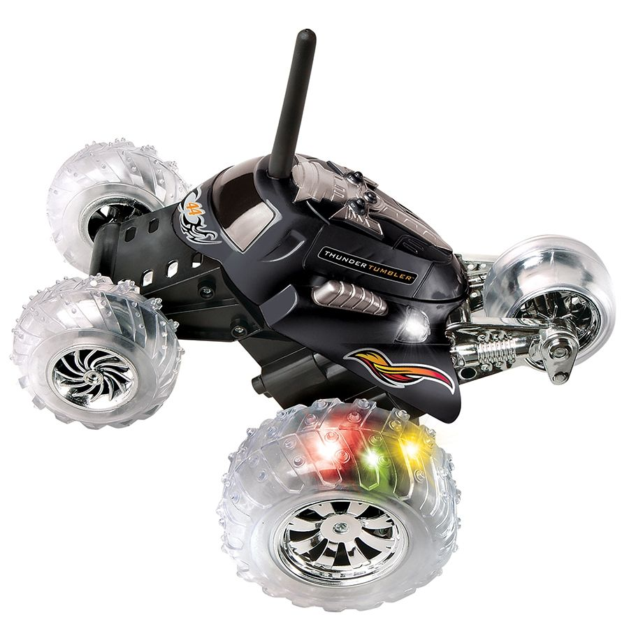 Thunder Tumbler® Radio Controlled Car