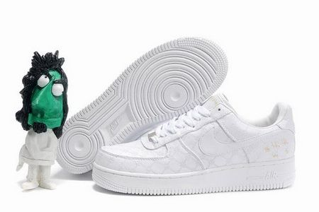 outlet store 19878 233b9 Nike Air Force 1 Low Supreme IO TZ Crazy Michael Lau White. Find this Pin  and ...