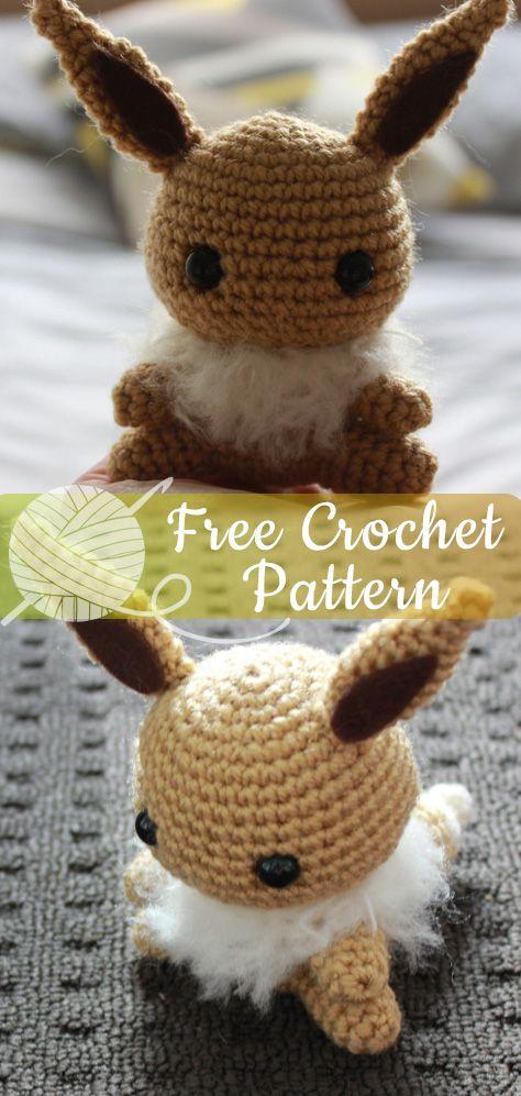 30 Free Crochet Pokémon Patterns   Guide Patterns   997x474