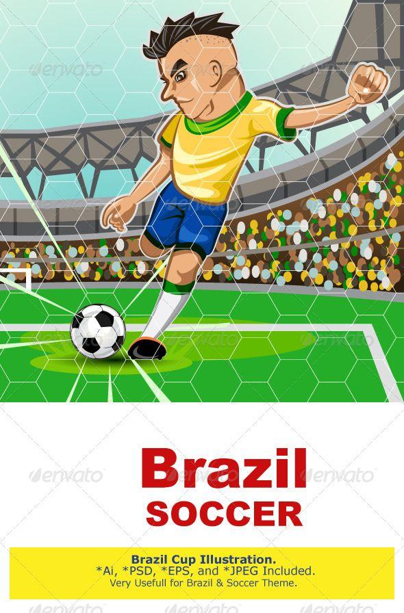 Brazil Soccer Brazilian Soccer Players Soccer Soccer Theme