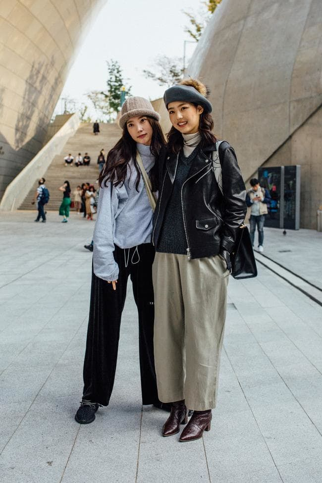 79a572ca3f2 The best street style from Seoul Fashion Week spring/summer 2019 - Vogue  Australia
