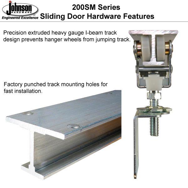 Johnson Hardware® Folding Door Hardware | aKit: MATERIALS ...