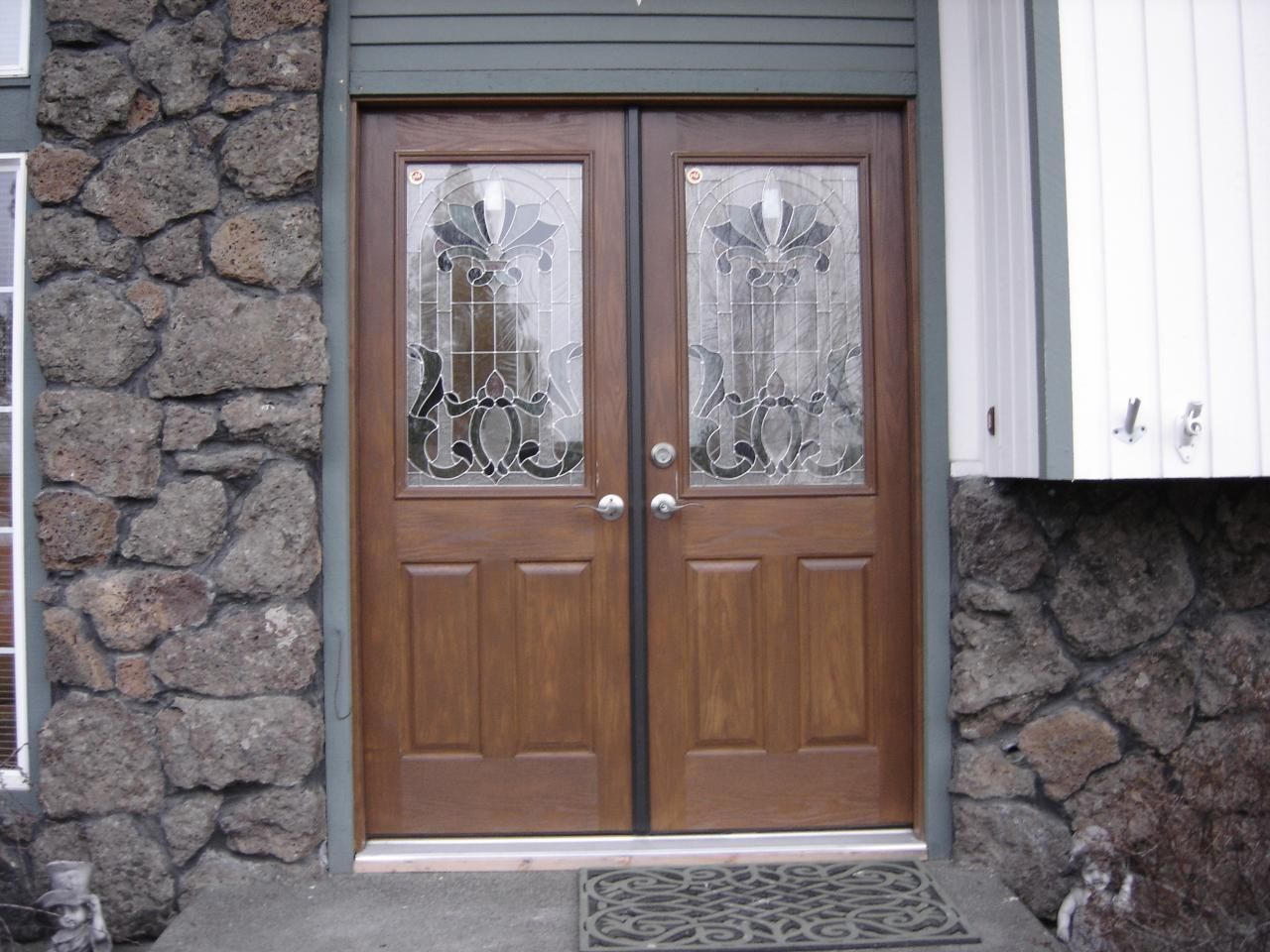 1st impressions more than doors double door entry double entry