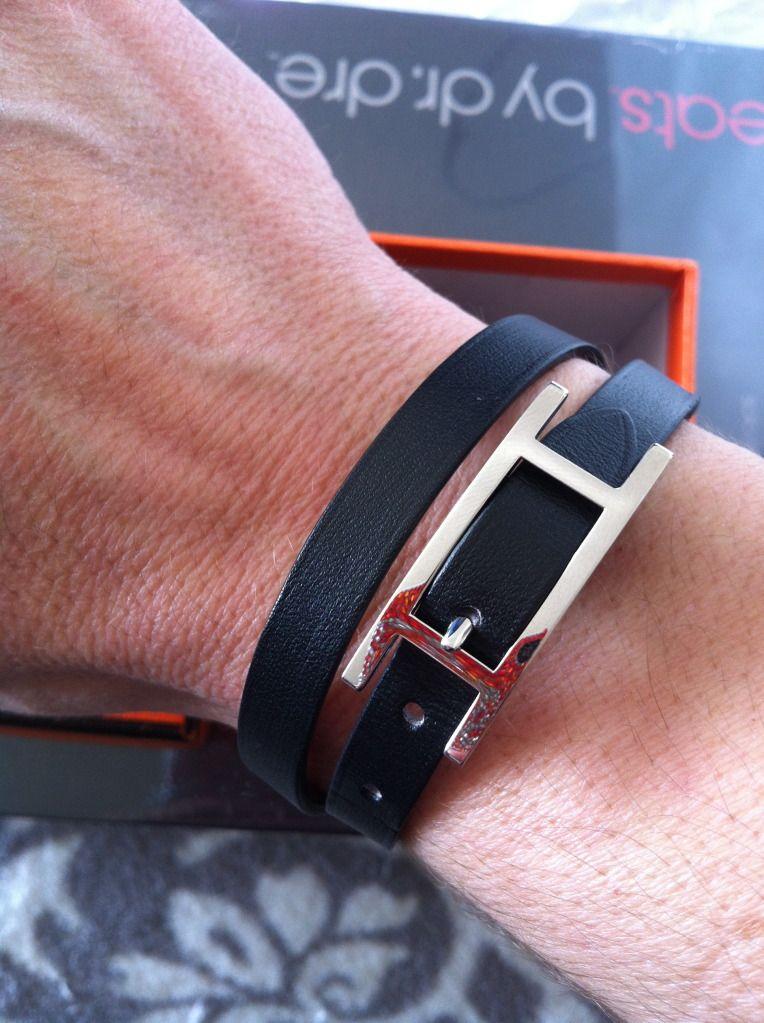 91b7ef4f9b65 Hermes Hapi bracelet (reversible to orange)
