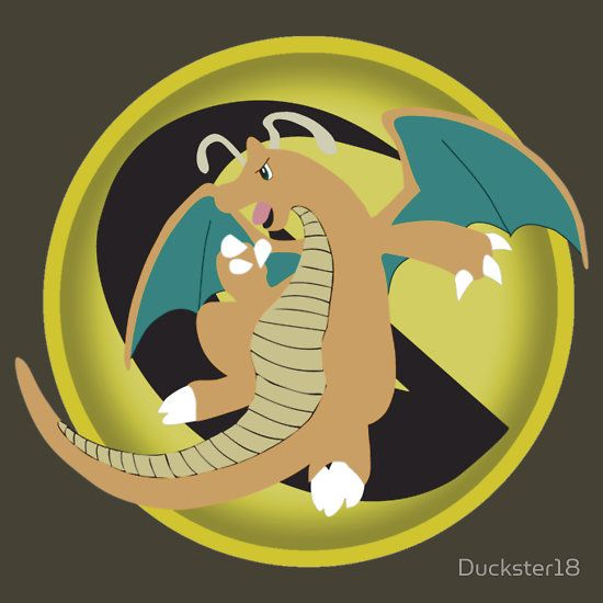 Dragon Type-Dragonite! by Duckster18
