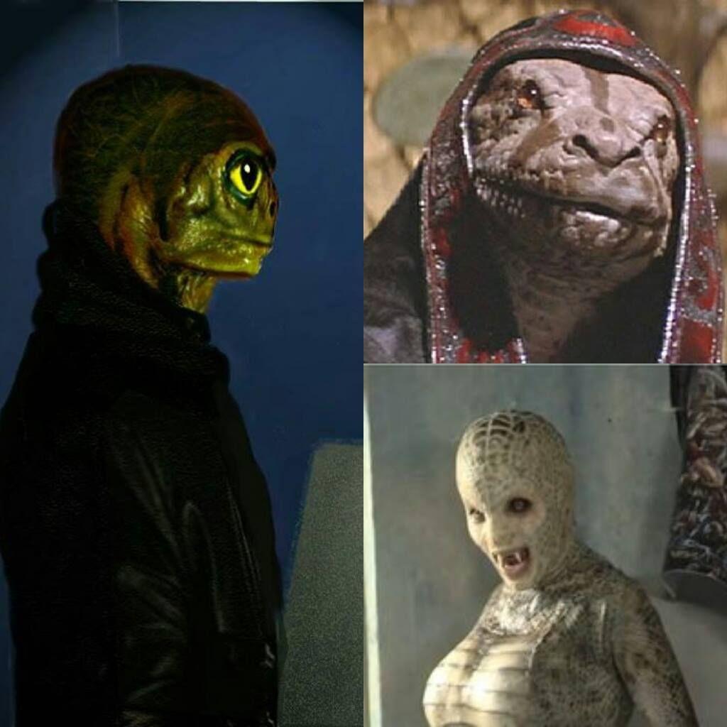 The Reptilians Illuminati