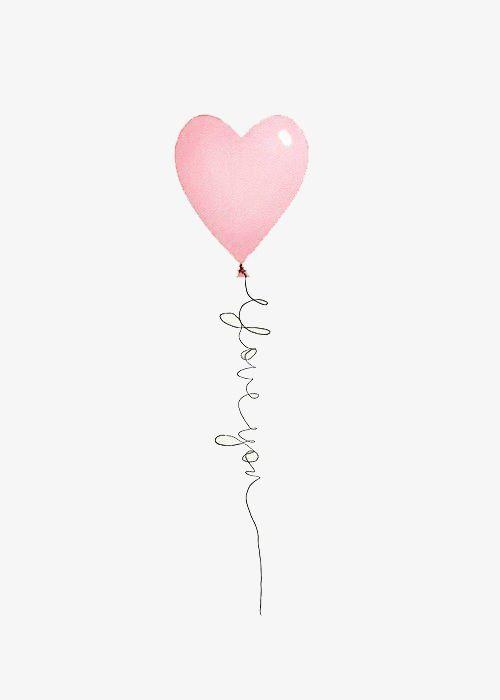 Balões EM forma de coração, O Balão, Decoração, Balões Cor - De - Rosa Imagem PNG