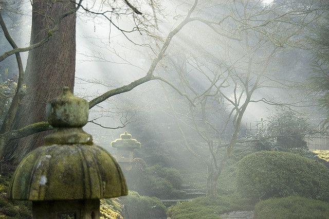 Japanese Garden   Flickr - Photo Sharing!