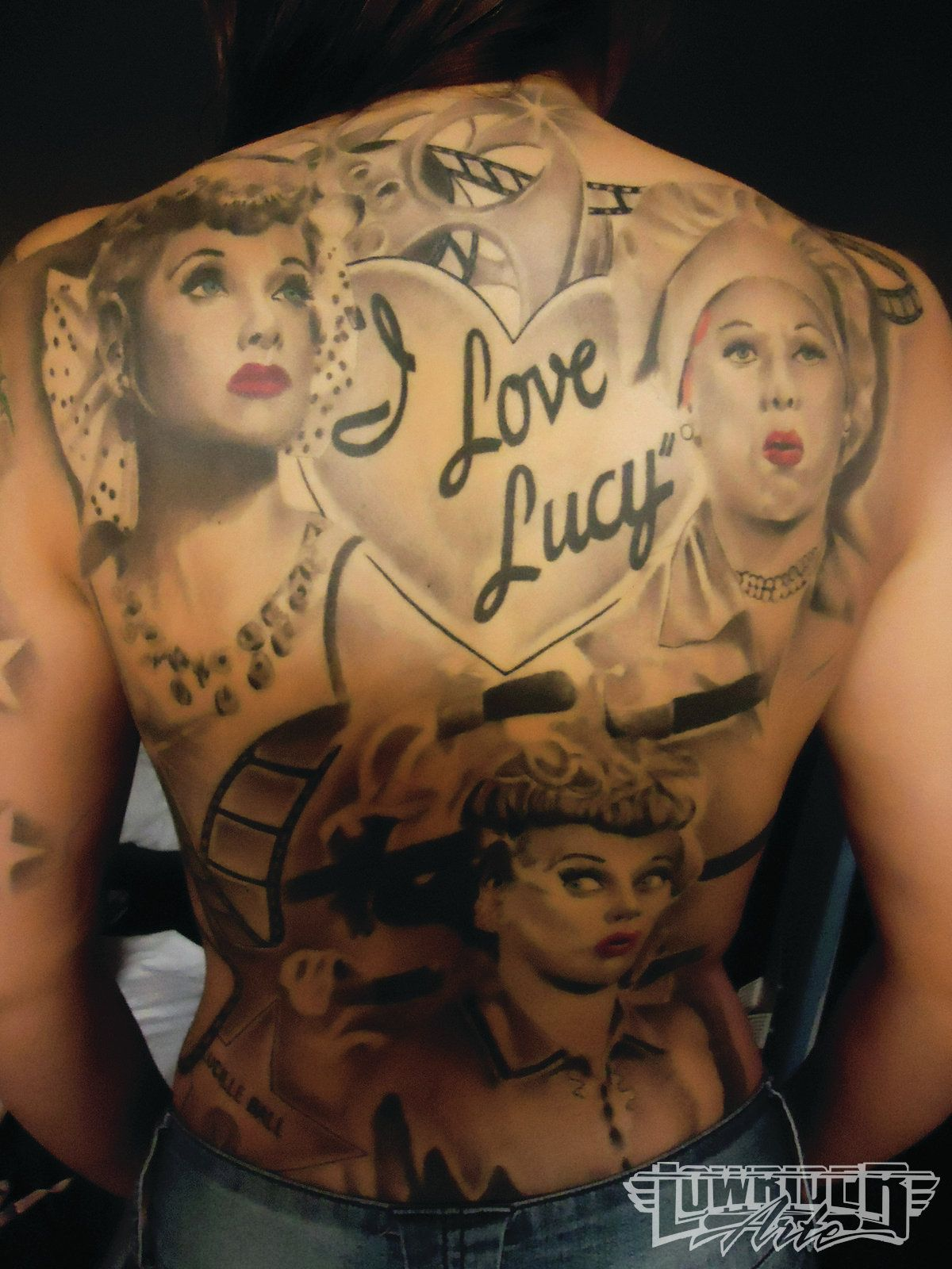 richard anthony rios i love lucy i love lucy pinterest back tattoos love lucy and lifestyle. Black Bedroom Furniture Sets. Home Design Ideas