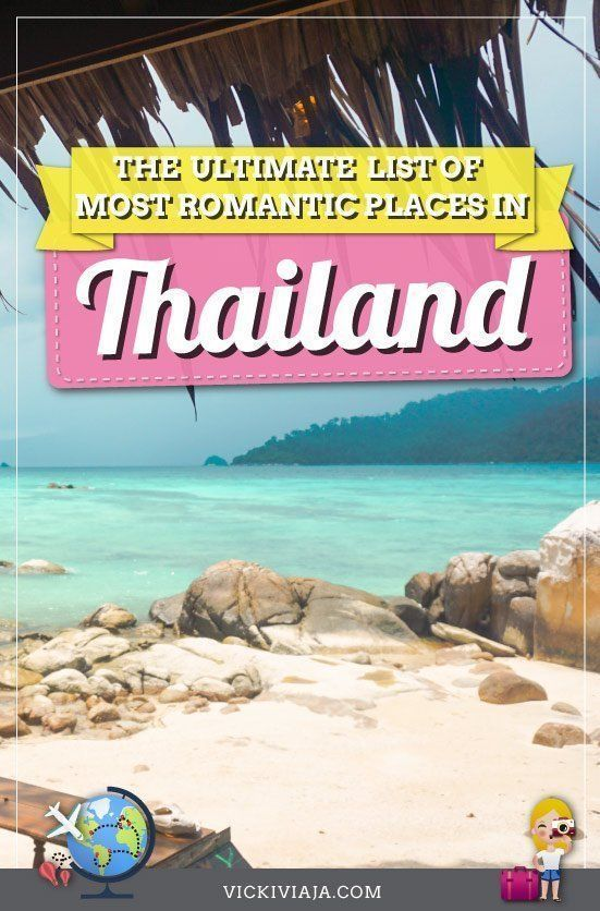 The Most Romantic Places To Add To Your Thailand Honeymoon