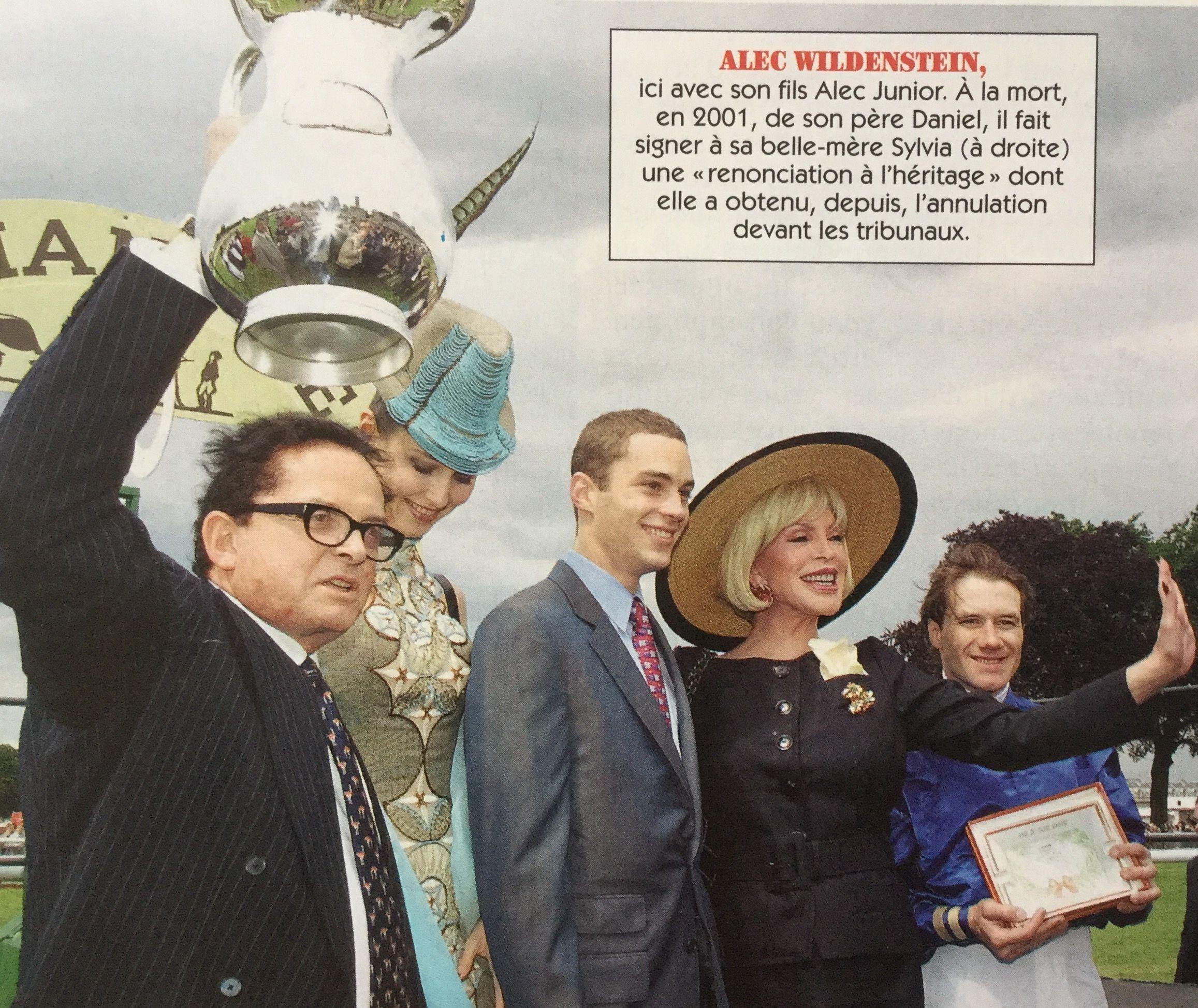 Alec Wildenstein Russian Model