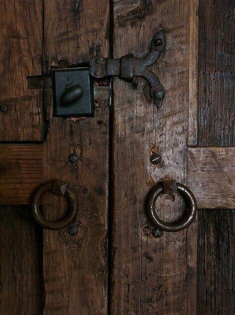 Pin Di Miky Su Chalet Maniglie Battenti Vecchie Porte