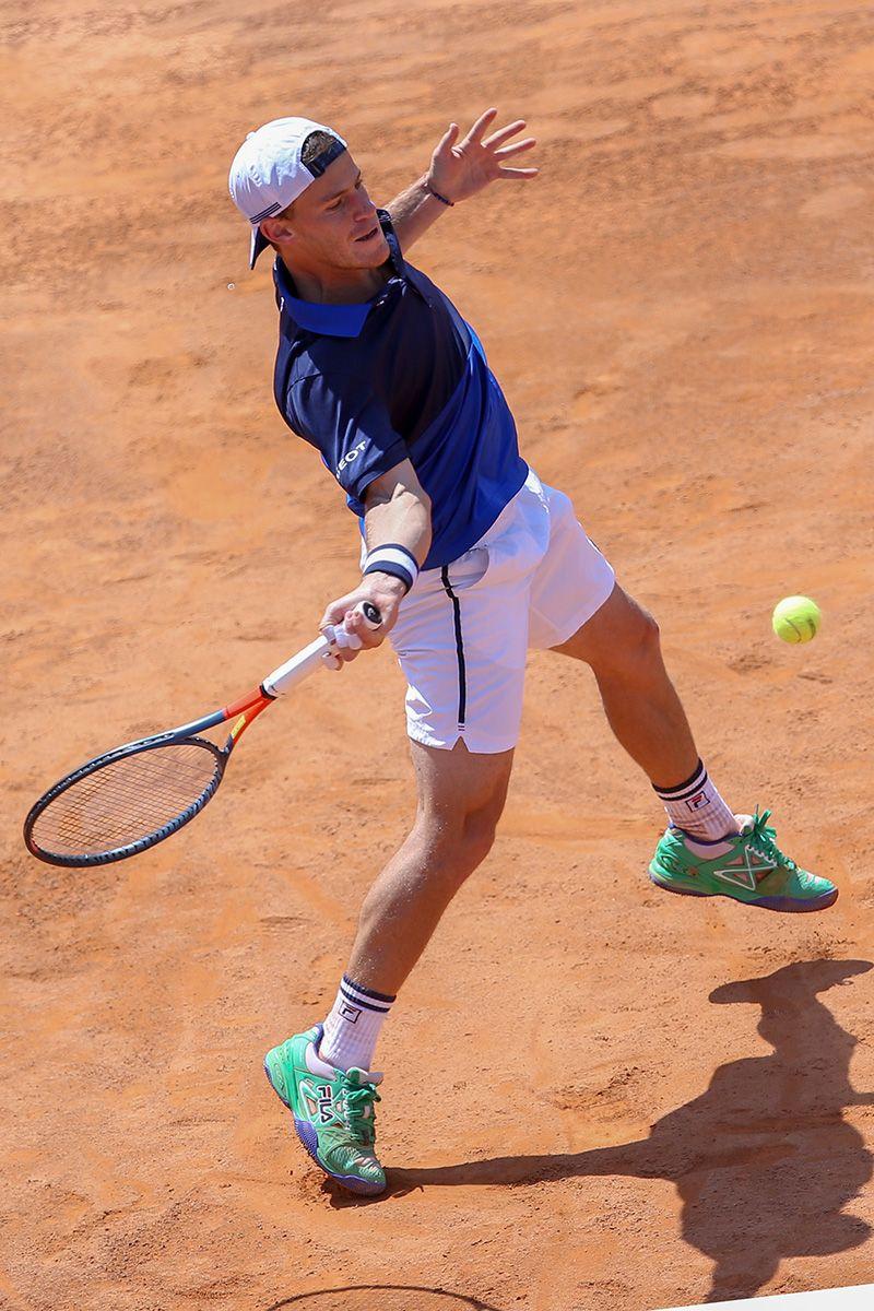Diego Schwartzman Tennis Roma Sports