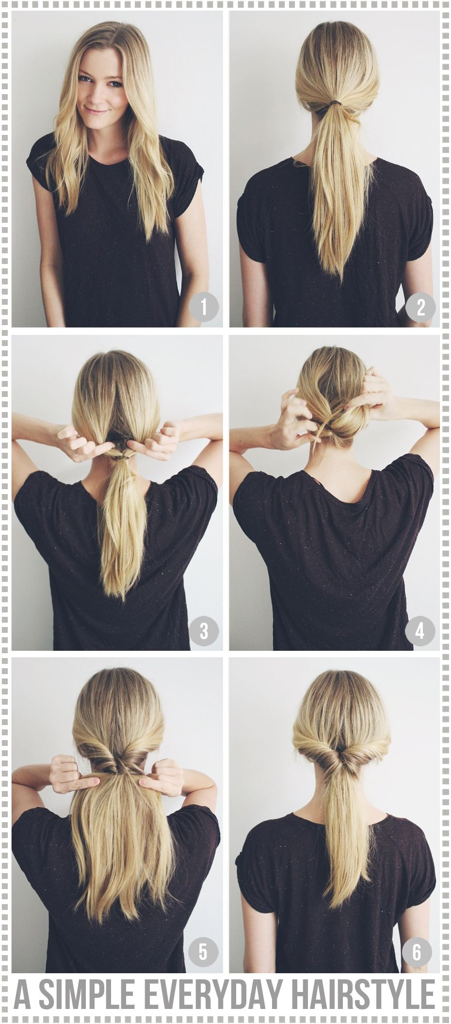 DIY Cupcake Holders | Simple everyday hairstyles, Everyday ...