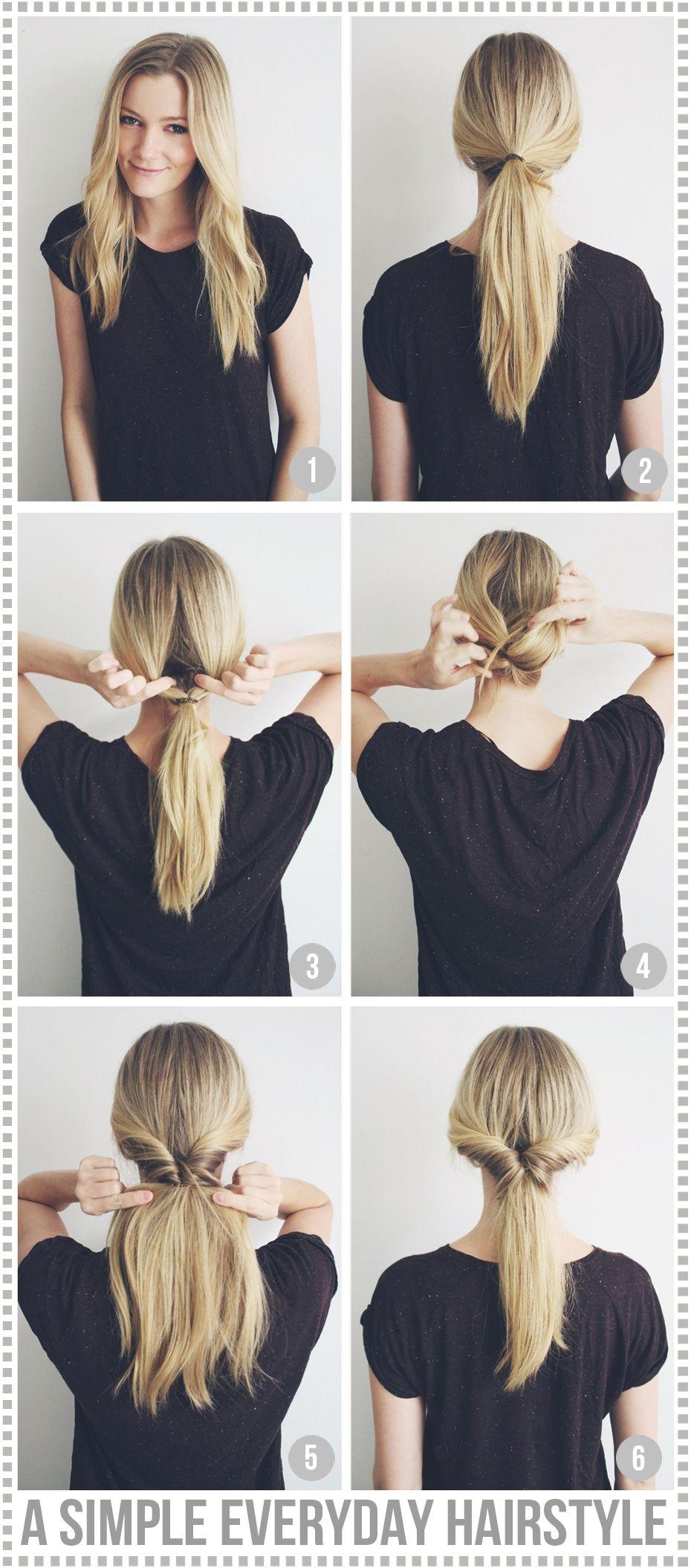 DIY Cupcake Holders | Simple everyday hairstyles, Everyday ...