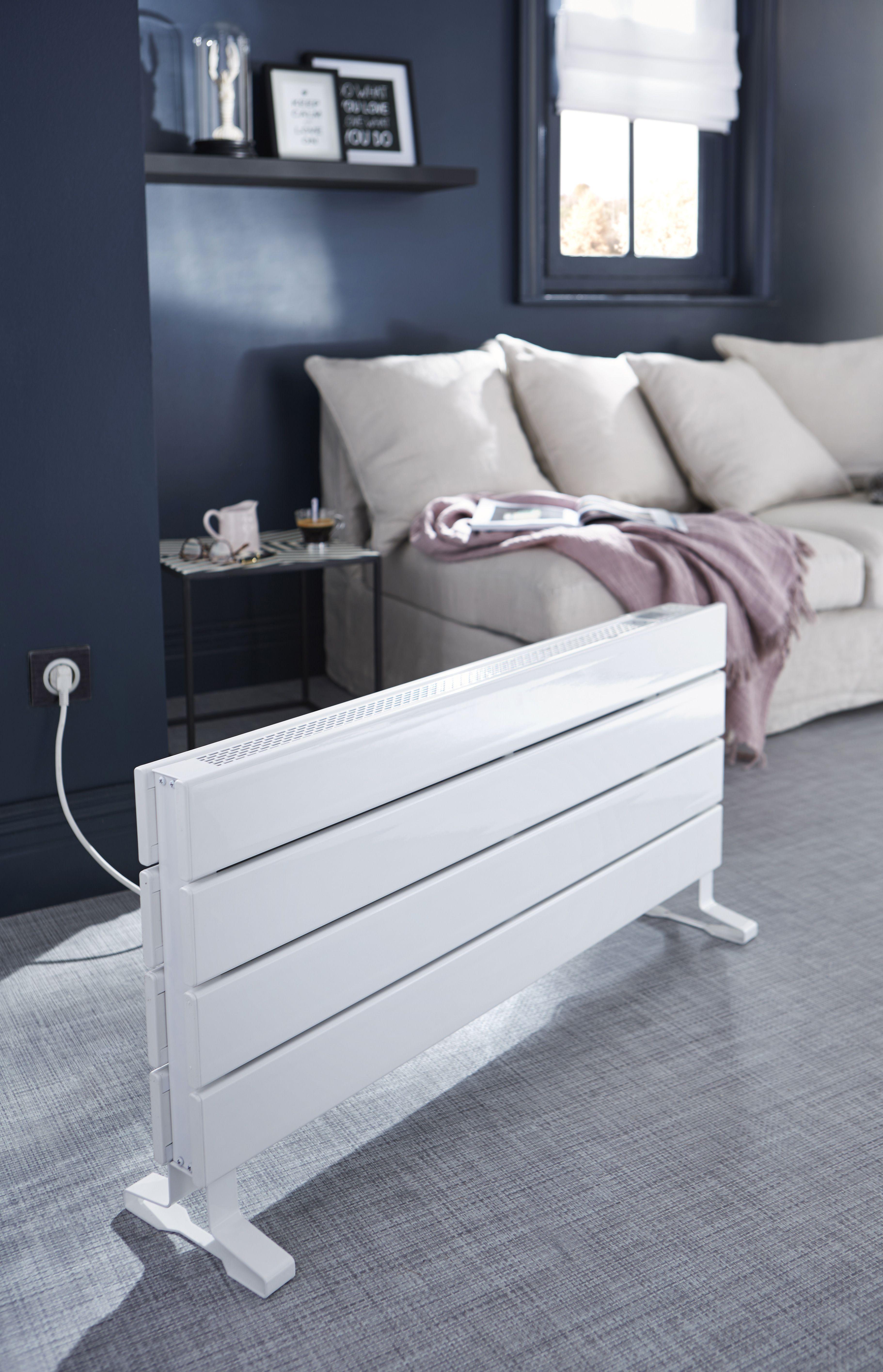 panneau rayonnant mobile blyss lineari 1000w radiateur radiateur electrique et avantages de. Black Bedroom Furniture Sets. Home Design Ideas