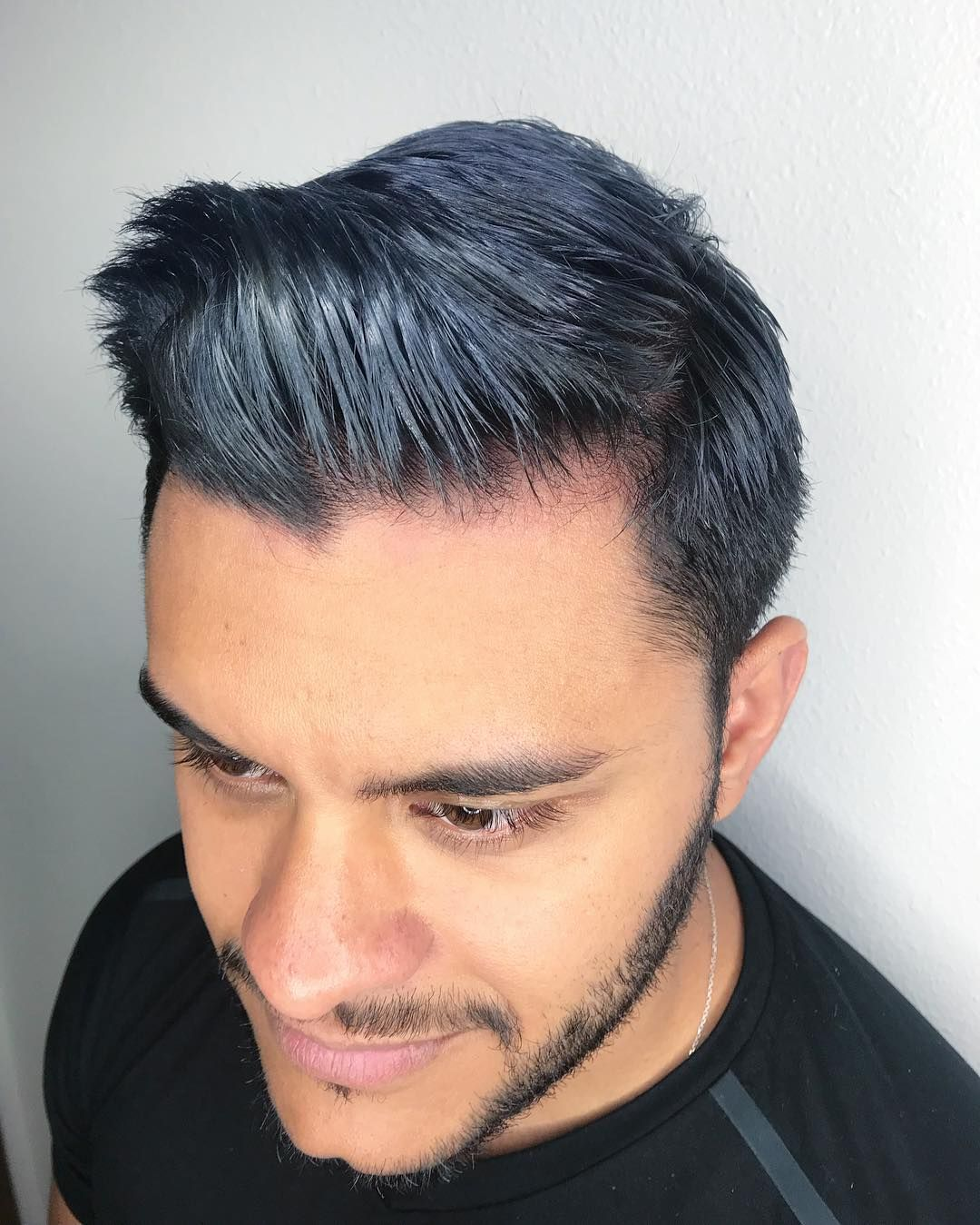 48 Awesome Hair Color Ideas For Men In 2018 Dyed Hair Men Cool