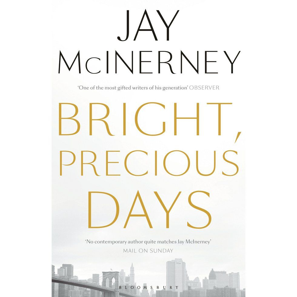 Bright Precious Things by Jay McInerny