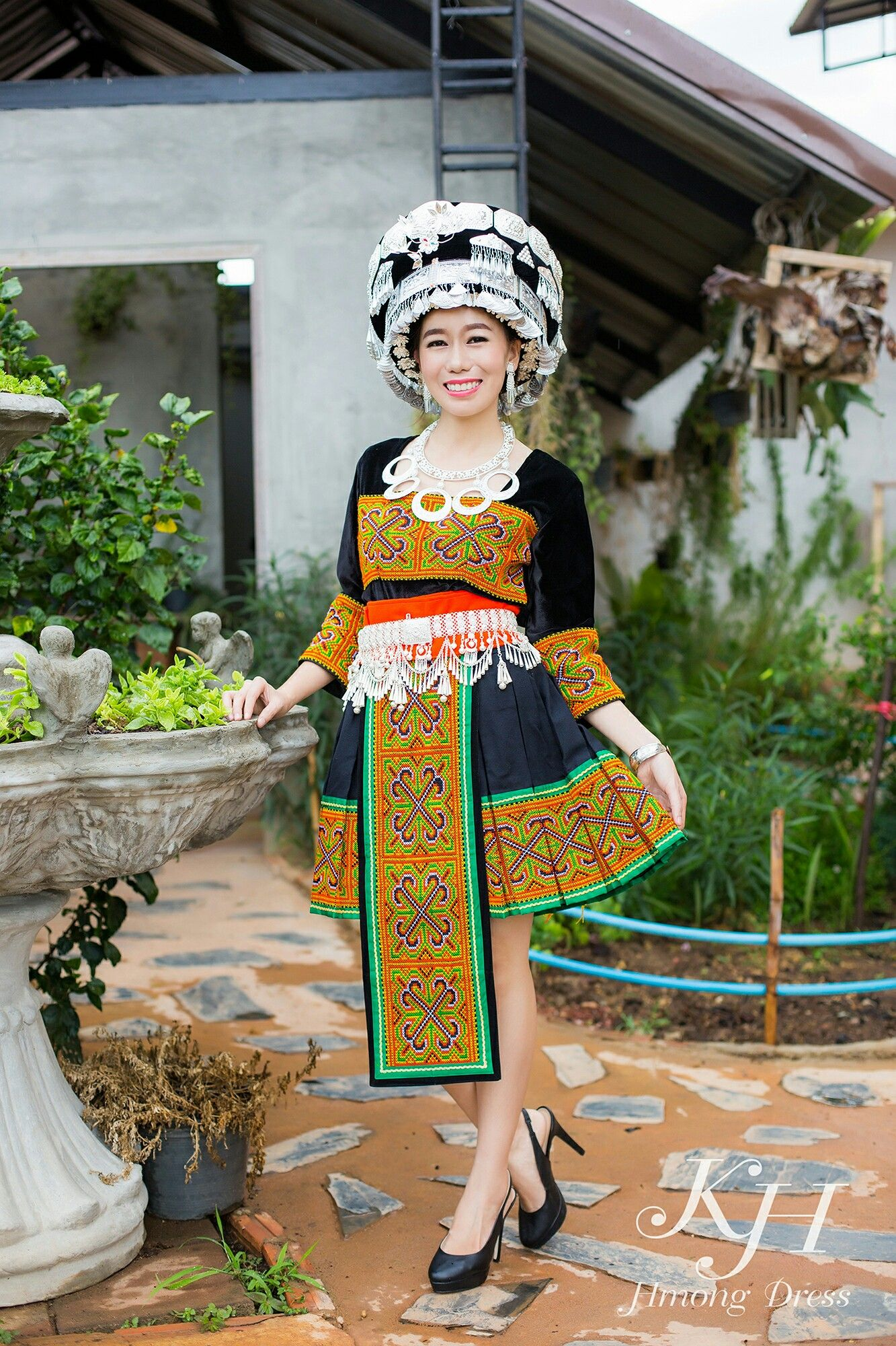 Berühmt Hmong Nähmustern Zeitgenössisch - Strickmuster-Ideen ...