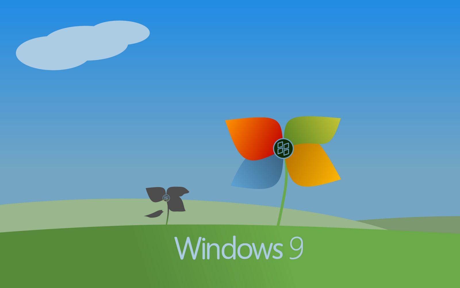 """""""윈도우 9"""",,"""