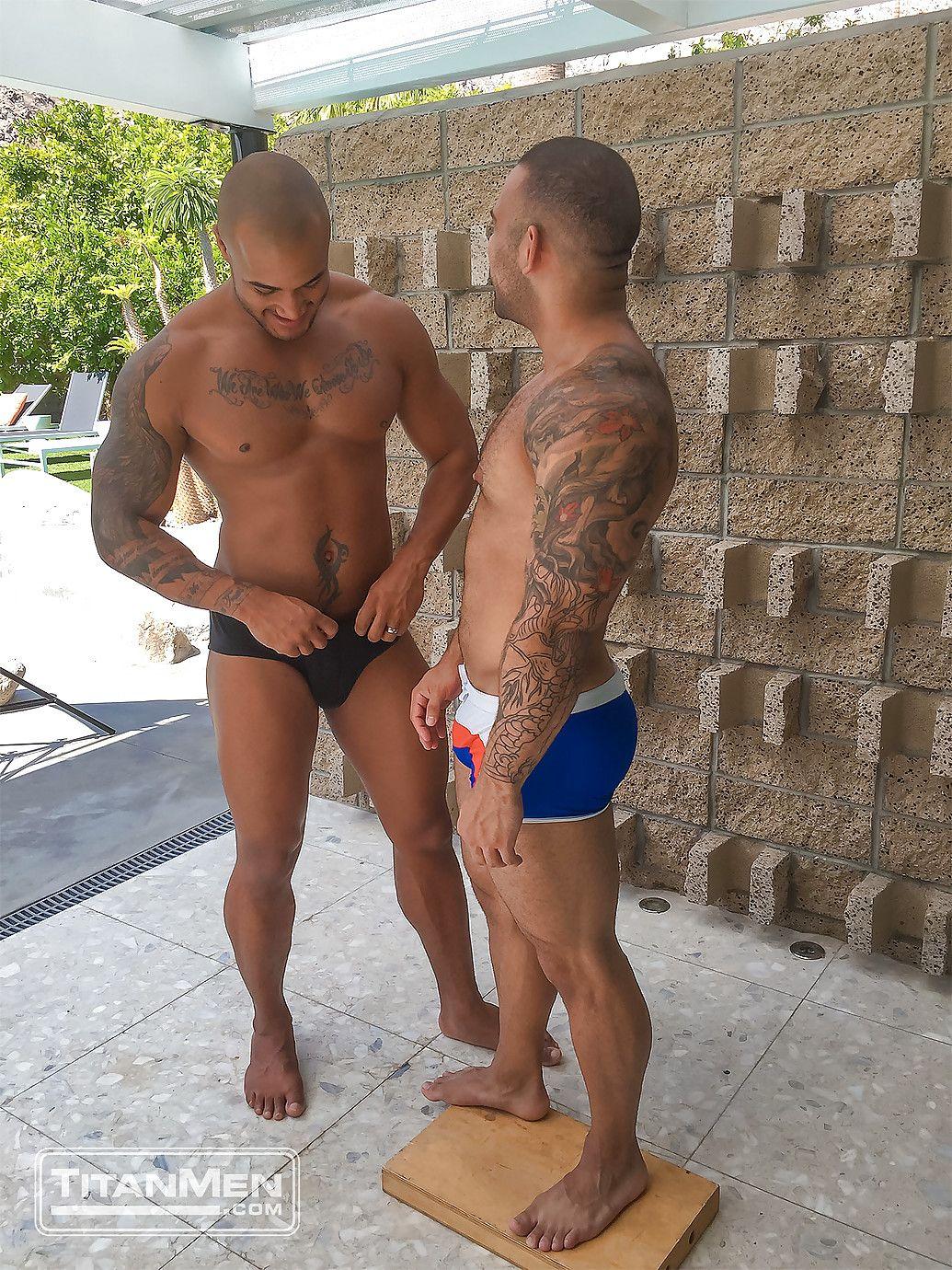 Jason Vario and Lorenzo Flexx