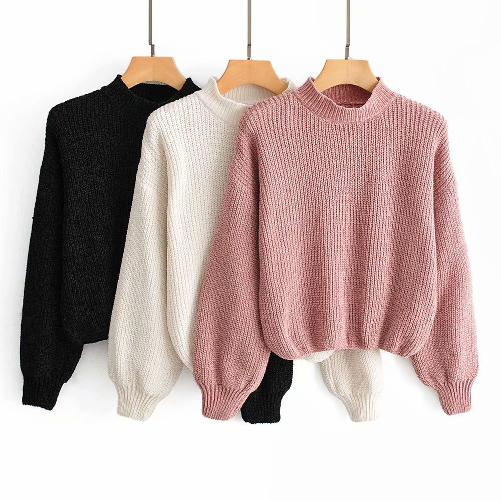 Cheap Pullovers, Buy Directly from China Suppliers:Women Winter Turtleneck Sweater  Pullovers 2… | Ladies turtleneck sweaters, Casual knitted sweater, Sweater  trends