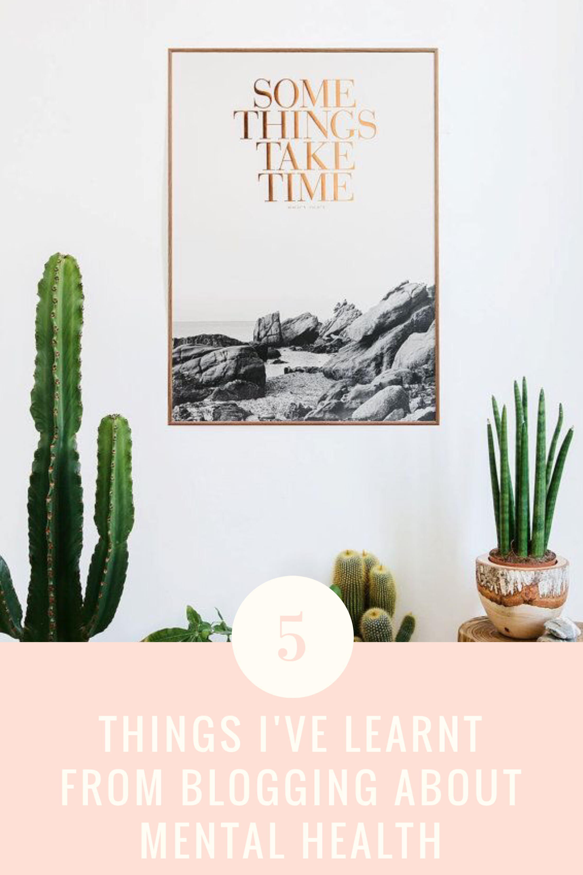What iuve learned from blogging about mental health pinterest