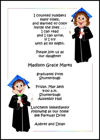 Customize your little tots preschool graduating ceremony customize your little tots preschool graduating ceremony invitations or kindergarten graduation announcements and ensure it is filmwisefo Images