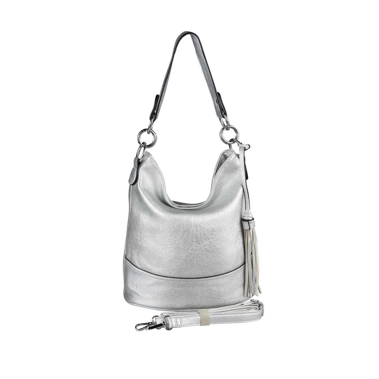 Photo of DAMEN TASCHE HOBO-BAG Shopper Umhängetasche Handtasche Schulterta