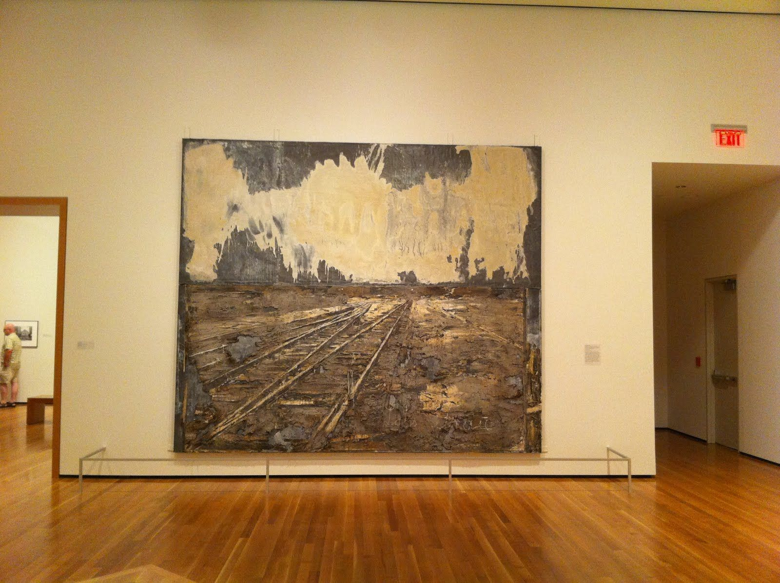 Lot' Wife -anselm Kiefer Cleveland Museum Of Art