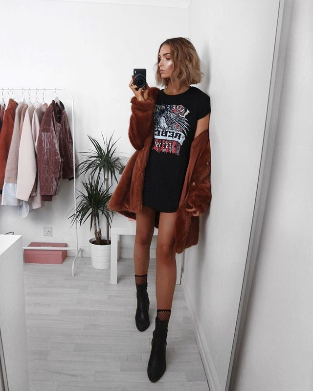 8897711207d Oversized tee dresses always - this one is  rebelliousfashion   you can use  code LISSY20