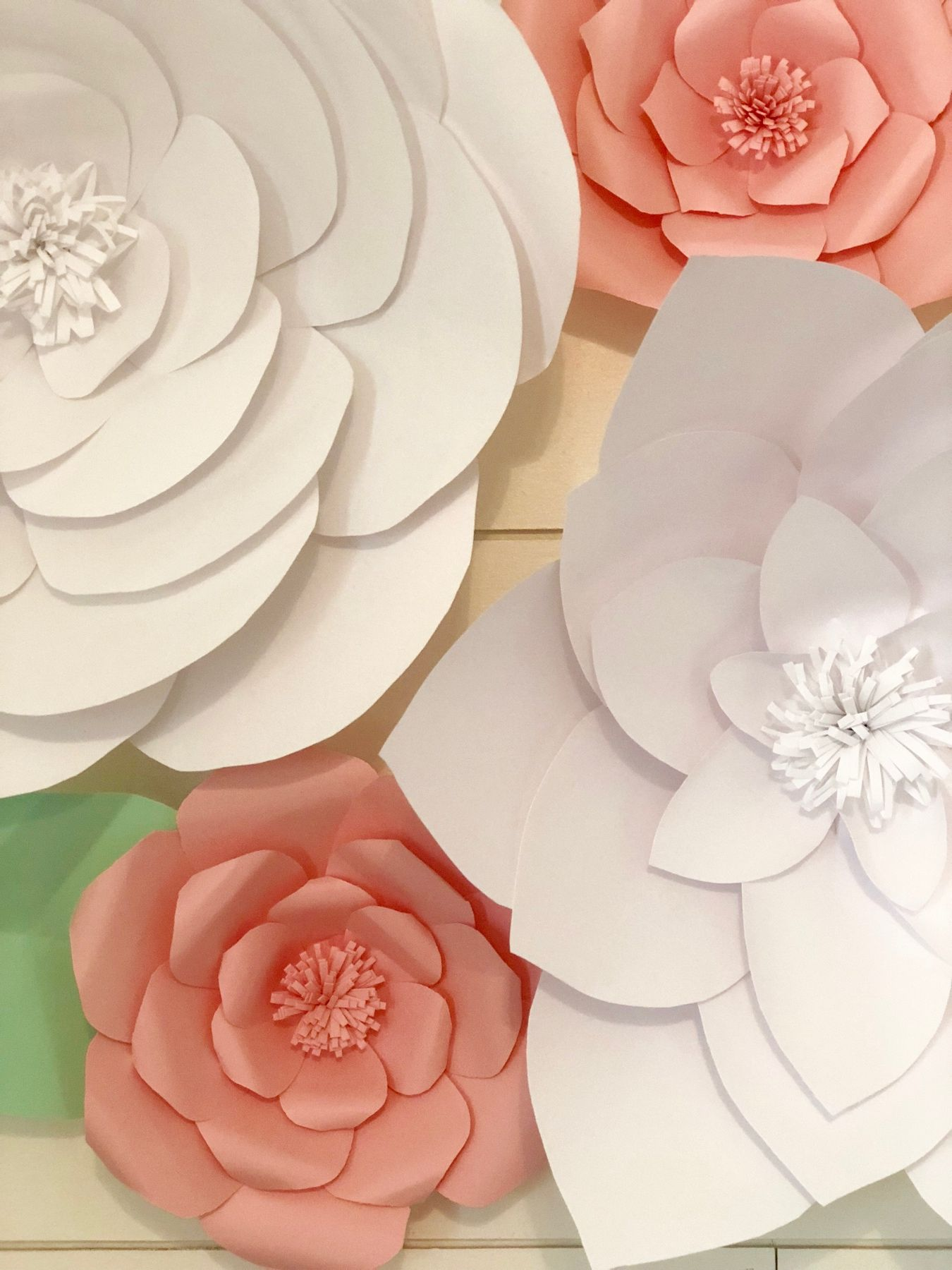 Paper Flowers Made By Flower Made From Paper Diy Kits Flowers Made