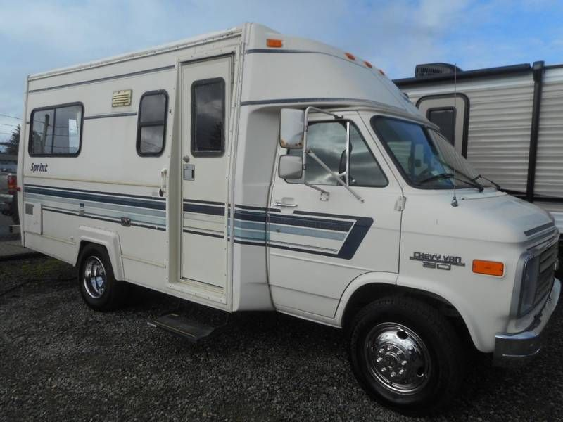 1990 Mallard Sprinter M200 for sale - Grants Pass, OR | RVT com