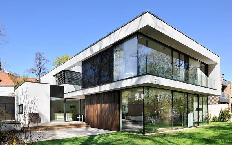 1215 Einfamilienhaus, Neubau | A.punkt Architekten