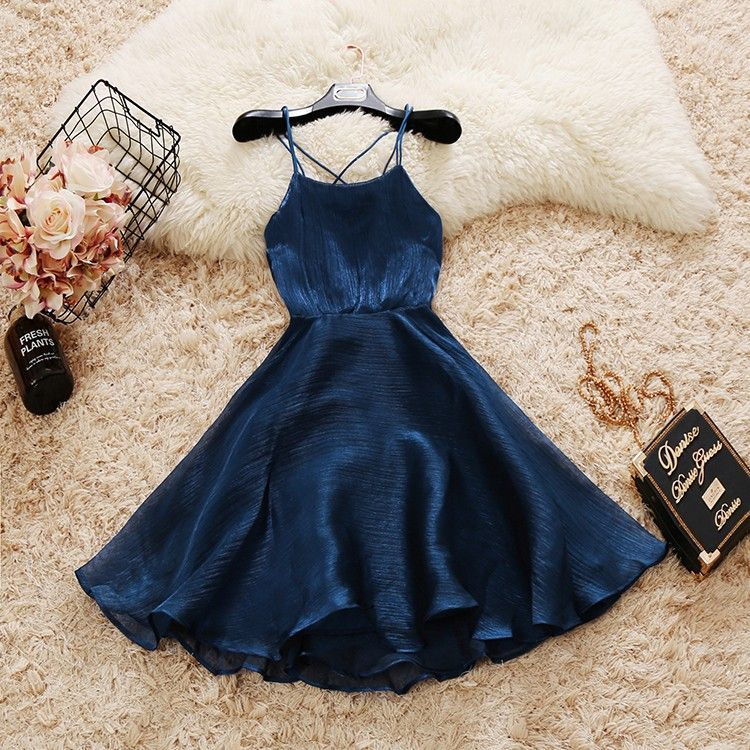 Sleeveless Backless Elegant Ball Gown Party Dress